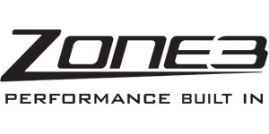2015 Zone3 Logo & Tag Black